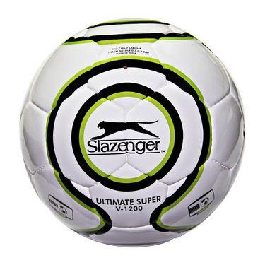 Slazenger Football V-1200 Ultimate Super - White