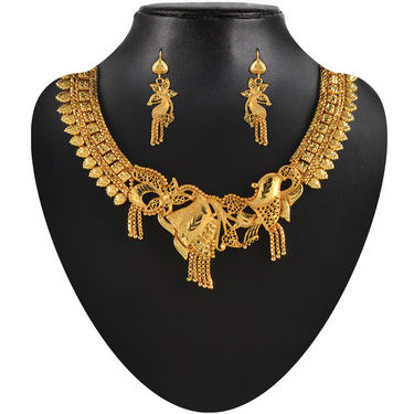 Sonali Micro Gold Finished Jewellery Collection