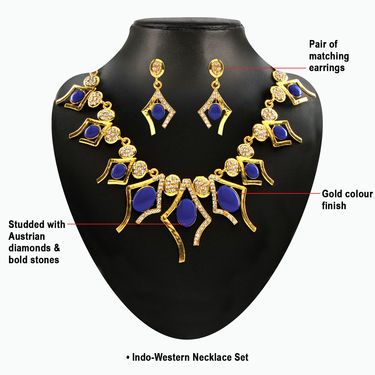 Soundarya 7 Set Jewellery Collection by Vellani