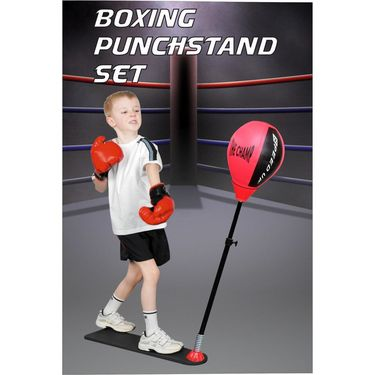 Speed Up Boxing Punch Stand Combo Set