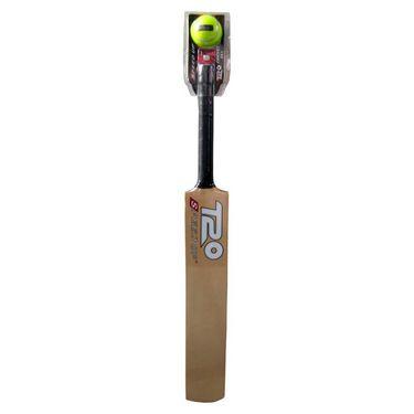 Speed Up Gold T-20 Cricket Bat & Ball Set Size - 6