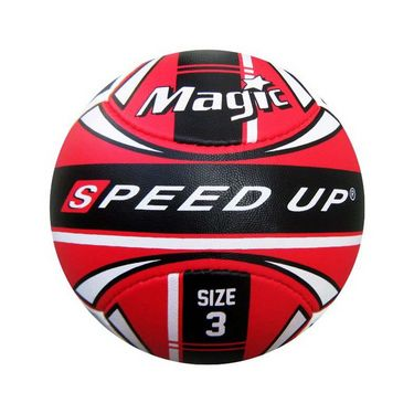 Speed Up Magic Red Football Size - 3