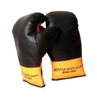 Speed Up The Champ 3pcs Boxing set - Black