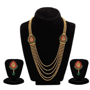 Sukkhi Five String Necklace Set - 1091VN6000