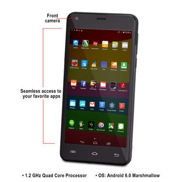 Swipe Android Super Phone (HD Play + Gorilla Glass)