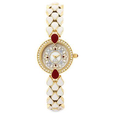 Titan Raga Stylish Watch For Women_T06 - Silver