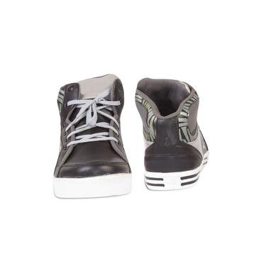 Grey Casuals Shoes -Ts16