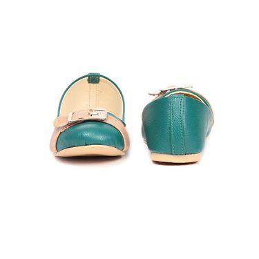 Ten Leather Green Bellies -ts150
