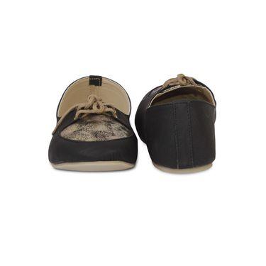 Ten Artificial Leather Black Bellies -ts105