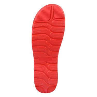Ten PVC Red Flip Flop -ts165