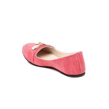 Ten Denim Red Loafers -ts137