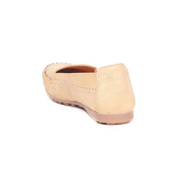 Ten Synthetic 194 Women's Loafers - Cream