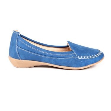 Ten Denim Blue Loafers -ts214