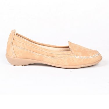 Ten Denim Beige Loafers -ts215