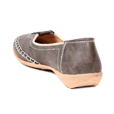Ten Denim Gray Womens Loafers -ts219