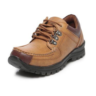 Ten Tan Leather Boots -mtj21