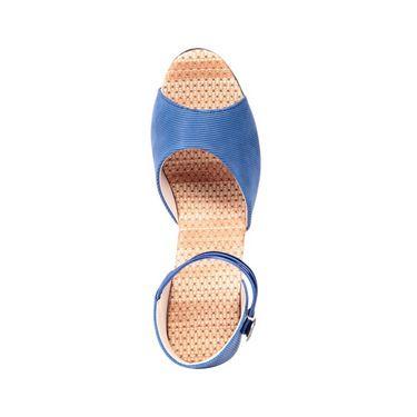 Ten Fabric 108 Women's Sandals - Blue
