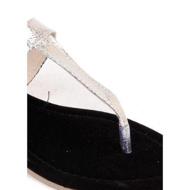 Ten Synthetic Black Flats & Slippers -ts201