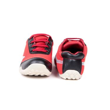Ten Fabric Red Casuals Shoes -ts158