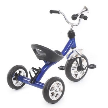 Easy to Roam Tricycle with Bottle Holder - Blue