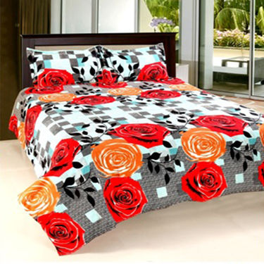 15 Pcs 3D Design Cotton Bedsheets Combo-TRT-001