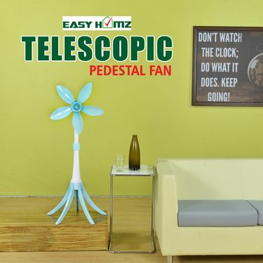 Telescopic Pedestal Fan