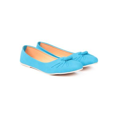 Ten Synthetic Leather 010 Bellies - Blue