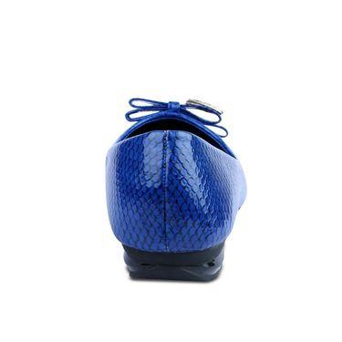 Ten Patent Leather Bellies For Women_tenbl002 - Blue