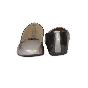 Ten Patent Leather Bellies For Women_tenbl037 - Black