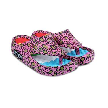 Ten PVC Slippers For Women_tenbl058 - Pink