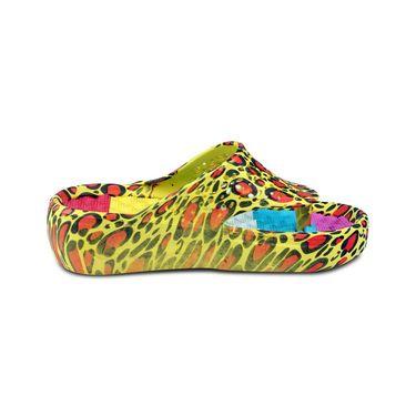 Ten PVC Slippers For Women_tenbl059 - Yellow
