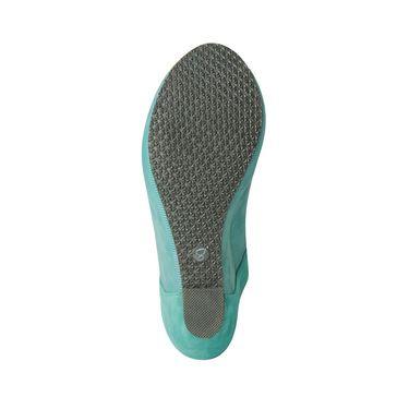 Ten Fabric Heels Sandals For Women_tenbl091 - Green