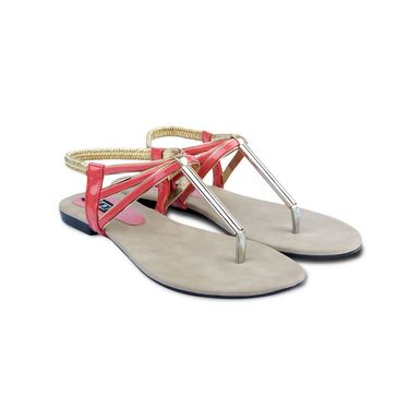 Ten Patent Leather Womes Sandals For Women_tenbl143 - Orange
