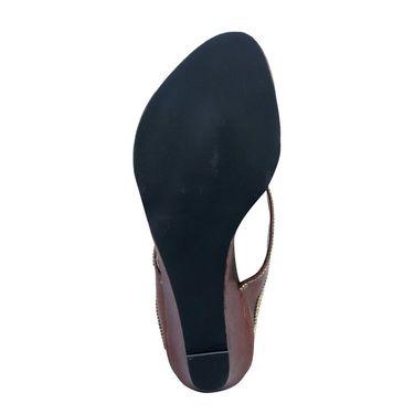 Ten Synthetic Sandals For Women_tenbl187 - Brown