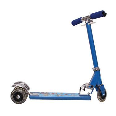My 10 Foldable Kids Scooter - Blue