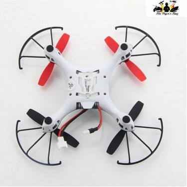 Flyer's Bay 6 Axis Gyro X-Drone Nano Quadcopter with Night Lights