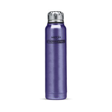 Milton Thermosteel Slender 750 Flask-Blue FG-TMS-FIS-0050