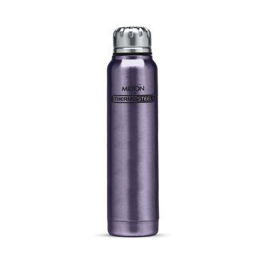 Milton Thermosteel Slender 750 Flask-Purple FG-TMS-FIS-0050