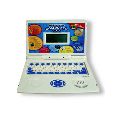 Intellective Laptop Toy for Kids