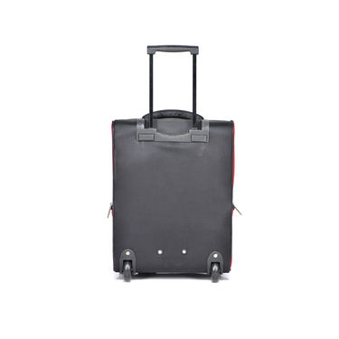 Top Gear 2 Wheeler Soft Luggage Trolley Bag - 45.72 cm