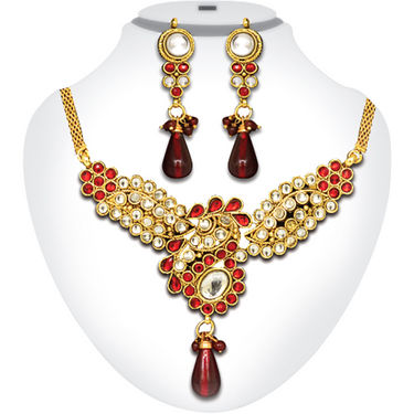 Trishna 1 Gram Gold Plated Wedding Jewellery Collection