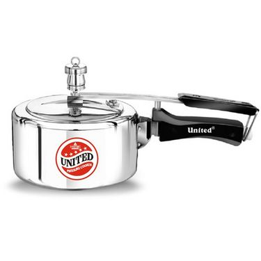 United Innerlid Pressure Cooker Regular 1.5 Ltr