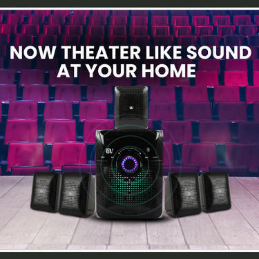 UNV 5.1 Bluetooth Home Theatre System