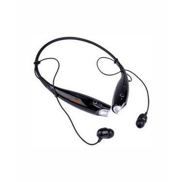 Vibrandz HBS-730 Wireless Bluetooth Gaming Headset - Black