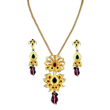 Combo of Variation Necklace Set + 1 Chain Pendent Set_Vd14037