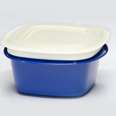 Cutting Edge Microwaveable Veggie Fresh 2000 ml Containers Set Of 5 Blue