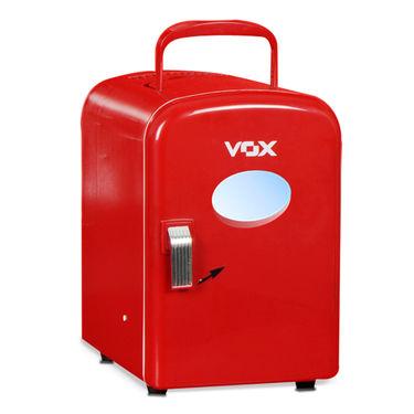 VOX Portable 4 Ltr Mini Refrigerator For Home & Car