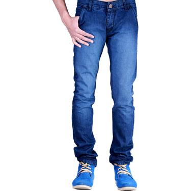 Velgo Club Pack of 4 Plain Regular Fit Jeans_NPG-JEN-9-31-32-33