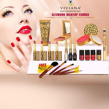 Viviana Glamour Makeup Combo