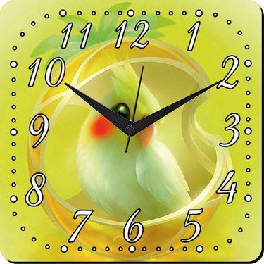 meSleep Bird Digital Printed Wall Clock-WC-S-01-038